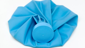 Ice pack for reducing swelling
