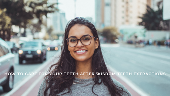 how to care for your teeth after wisdom teeth extractions