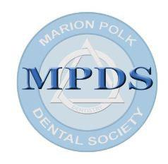 Marion Polk Dental Society Logo