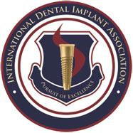 International Dental Implant Association Logo Dentist Salem Oregon